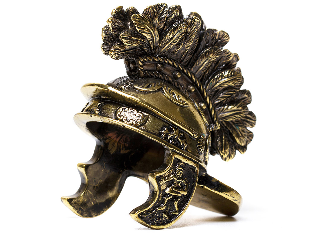 spartan roman helmet