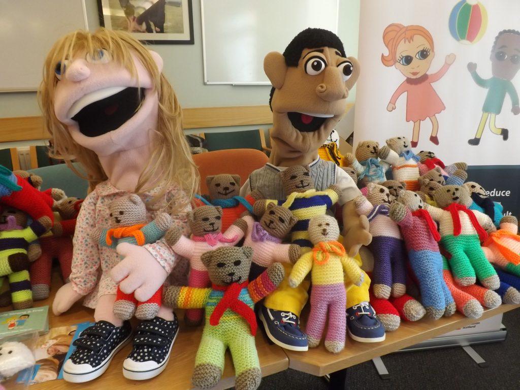 cute charity children toys